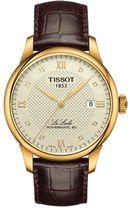 Hodinky TISSOT T006.407.36.266.00 Le Locle Powermatic 80, Diamonds