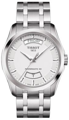 Hodinky TISSOT T035.407.11.031.01 COUTURIER POWERMATIC 80