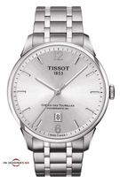 Hodinky TISSOT T099.407.11.037.00 Chemin Des Tourelles Automatic Gent + darček na výber