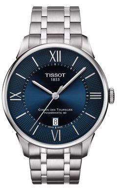 Hodinky TISSOT T099.407.11.048.00 Chemin Des Tourelles Automatic Gent + darček na výber