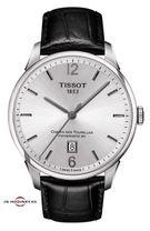 Hodinky TISSOT T099.407.16.037.00 Chemin Des Tourelles Automatic Gent + darček na výber