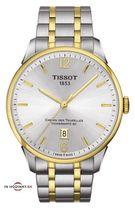 Hodinky TISSOT T099.407.22.037.00 Chemin Des Tourelles Automatic Gent + darček na výber