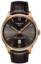 Hodinky TISSOT T099.407.36.447.00 Chemin Des Tourelles Automatic Gent + darček na výber