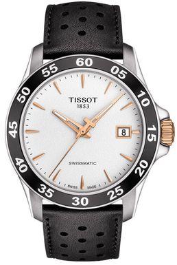 Hodinky TISSOT T106.407.26.031.00 V8 SWISSMATIC