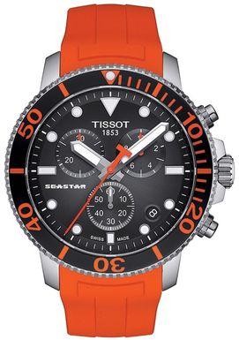 Hodinky TISSOT T120.417.17.051.01 SEASTAR 1000 CHRONOGRAPH