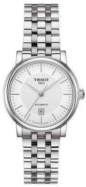 Hodinky TISSOT T122.207.11.031.00 CARSON AUTOMATIC LADY