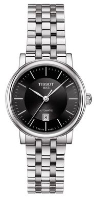 Hodinky TISSOT T122.207.11.051.00 CARSON AUTOMATIC LADY