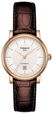 Hodinky TISSOT T122.207.36.031.00 CARSON AUTOMATIC LADY