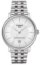 Hodinky TISSOT T122.407.11.031.00 CARSON POWERMATIC 80