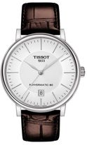 Hodinky TISSOT T122.407.16.031.00 CARSON POWERMATIC 80