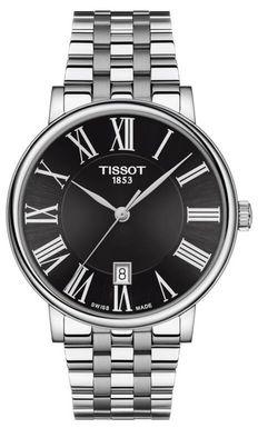 Hodinky TISSOT T122.410.11.053.00 CARSON PREMIUM