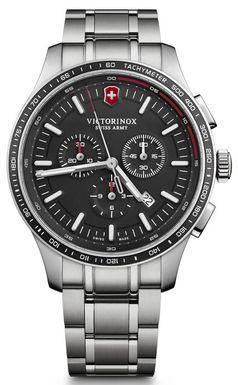 Hodinky VICTORINOX 241816 Alliance Sport Chronograph