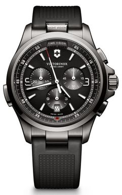 Hodinky VICTORINOX Swiss Army 241731 NIGHT VISION CHRONOGRAPH