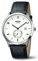 Pánske hodinky BOCCIA 3606-01 Titanium + darček ... 71ad4433896