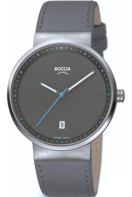 Pánske hodinky BOCCIA 3615-03 Titanium
