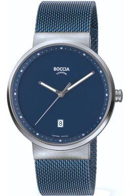 Pánske hodinky BOCCIA 3615-05 Titanium