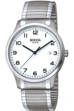 Pánske hodinky BOCCIA 3616-01 Titanium