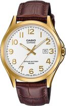 Pánske hodinky CASIO MTS-100GL-7AVEF Sapphire