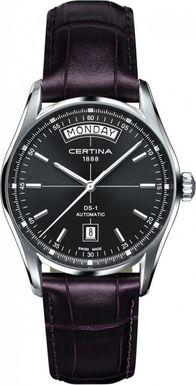 Pánske hodinky Certina C006.430.16.081.00 DS 1 Automatic