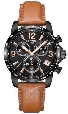 Pánske hodinky Certina C034.417.36.057.00 DS Podium Chrono Precidrive