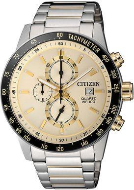 Pánske hodinky CITIZEN AN3604-58A Chronograf