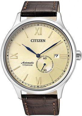 Pánske hodinky CITIZEN NJ0090-13P Automat Super Titanium