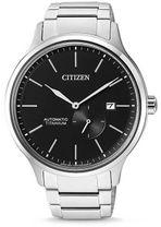 Pánske hodinky CITIZEN NJ0090-81E Automat Super Titanium