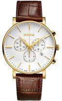 Pánske hodinky DOXA 172.30.011.02 D-Light + darček na výber