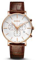 Pánske hodinky DOXA 172.90.011.02 D-Light + darček