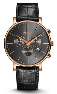 Pánske hodinky DOXA 172.90.121.01 D-Light + darček na výber