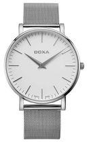 Pánske hodinky DOXA 173.10.011.10 D-Light + darček na výber