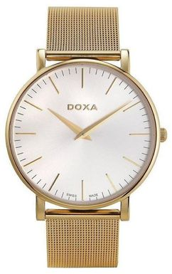 Pánske hodinky DOXA 173.30.021.11 D-Light + darček