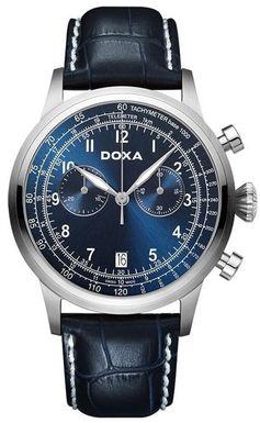 Pánske hodinky DOXA 190.10.205.03 + darček