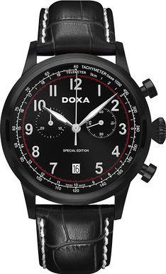 Pánske hodinky DOXA 190.70.105.2.01 D-Air, SPECIAL EDITION