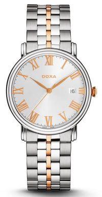 Pánske hodinky DOXA 222.60.022.60 Royal + darček
