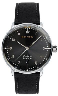 Pánske hodinky JUNKERS 5046-2 IRON ANNIE BAUHAUS