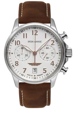 Pánske hodinky JUNKERS 5876-4 IRON ANNIE