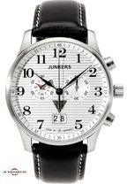 Pánske hodinky JUNKERS 6686-1 Iron Annie Ju 52 + darček na výber