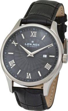 Pánske hodinky LEN.NOX LC M409L-1 Man Classic + darček na výber