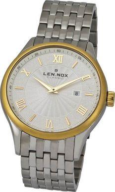 Pánske hodinky LEN.NOX LC M409SG-7 Man Classic + darček na výber