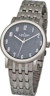 Pánske hodinky LEN.NOX LC M410S-1B Man Classic + darček na výber