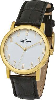 Pánske hodinky LEN.NOX LC M410SL-7B Man Classic + darček na výber