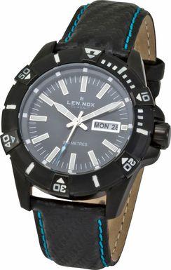 Pánske hodinky LEN.NOX LC M412BKL-1