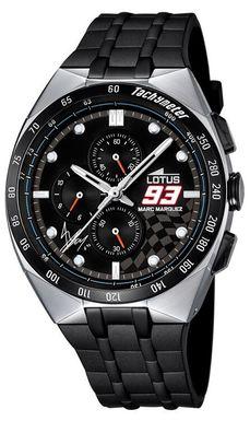 Pánske hodinky LOTUS L18238/1 Marc Marquez + darček