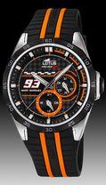 Pánske hodinky LOTUS L18259/1 Marc Marquez + darček na výber