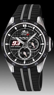 Pánske hodinky LOTUS L18259/4 Marc Marquez + darček na výber