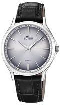 Pánske hodinky LOTUS L18516/1 Retro + darček
