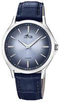 Pánske hodinky LOTUS L18516/2 Retro + darček