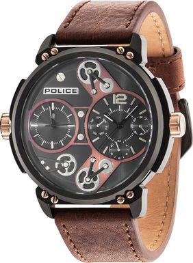 Pánske hodinky POLICE PL14693JSB/12A STEAMPUNK