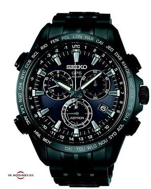 Pánske hodinky SEIKO SSE009J1 Astron GPS Solar + darček na výber